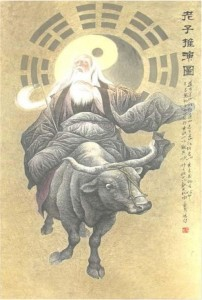 Illustration 4: Laozi